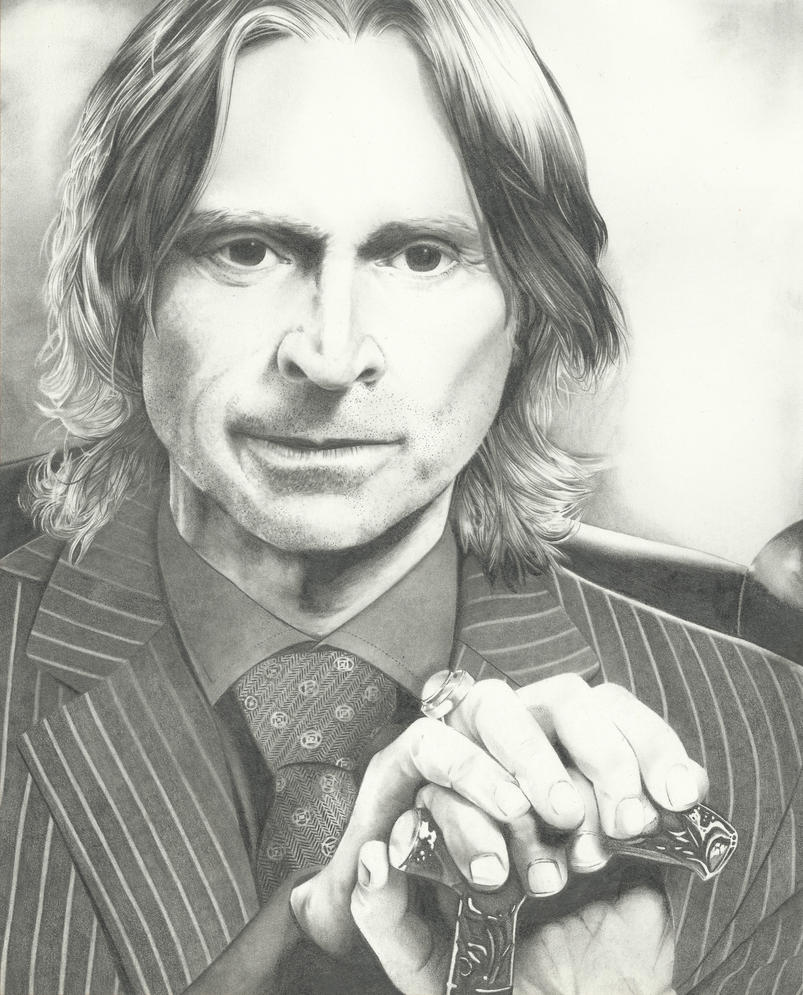 Robert Carlyle / Gold by GreyDragonne