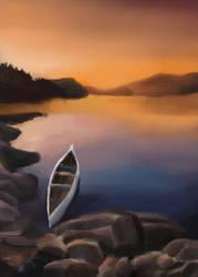 Lake by darnheck