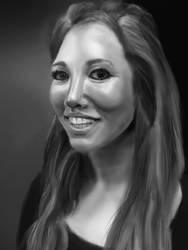 Portrait by darnheck