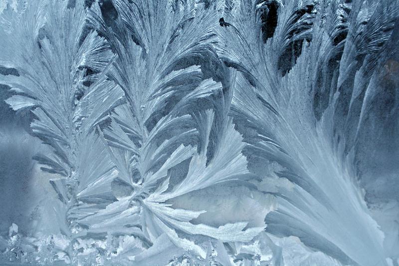 Ice Texture by Kikariz-Stock