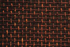 Rusted Grid Texture by Kikariz-Stock