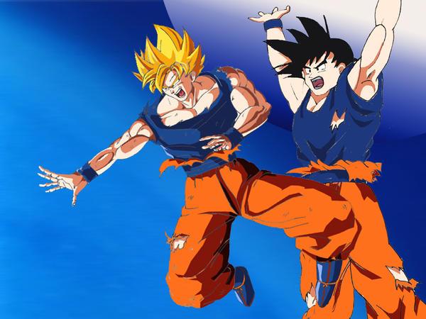 Dragon Ball Z Goku Vs Majin Buu | www.imgkid.com - The ...