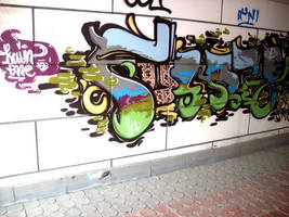 funky.... by Kainone