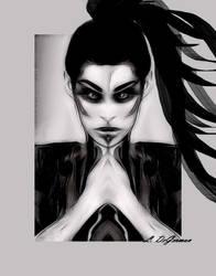 Psycho Samurai by LorisDegerman