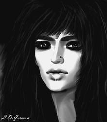 Black blood by LorisDegerman