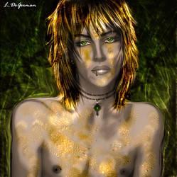 Glitter rock by LorisDegerman