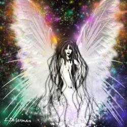 Starlights angel by LorisDegerman