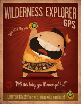 Wilderness Explorer GPS