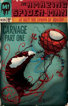 Spider-Man Number 361