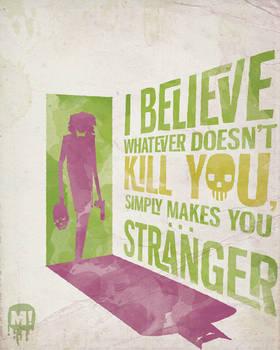 The Joker is...Stranger