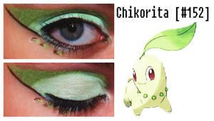 Pokemakeup 152 Chikorita
