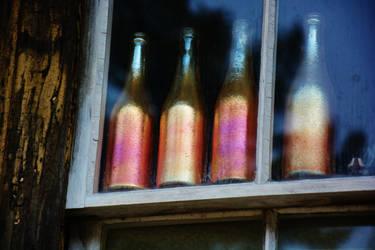 Moon In A Bottle by nazzara