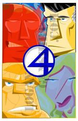 Fantastic Four by Logant