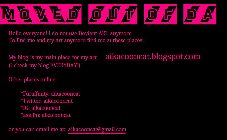 AikaCoonCat's Profile Picture