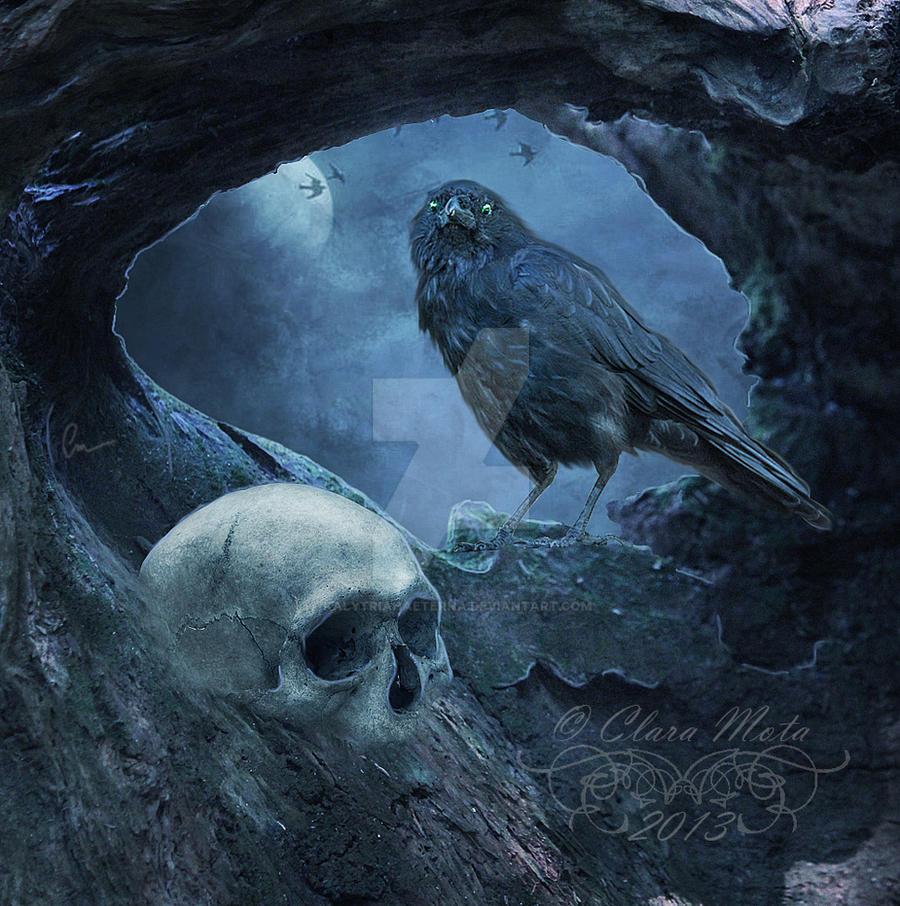 Even in death by KalytriahAeterna