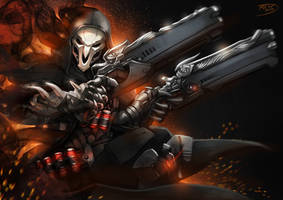 Faucheur overwatch by blouson