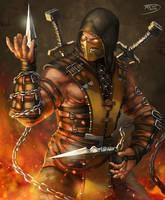 Scorpion by blouson