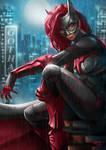 Batwoman by blouson