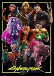 Collection cyberpunk