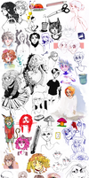 Art Dump 40 by Nexivi