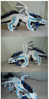 Meka - Giant Dragon Plush