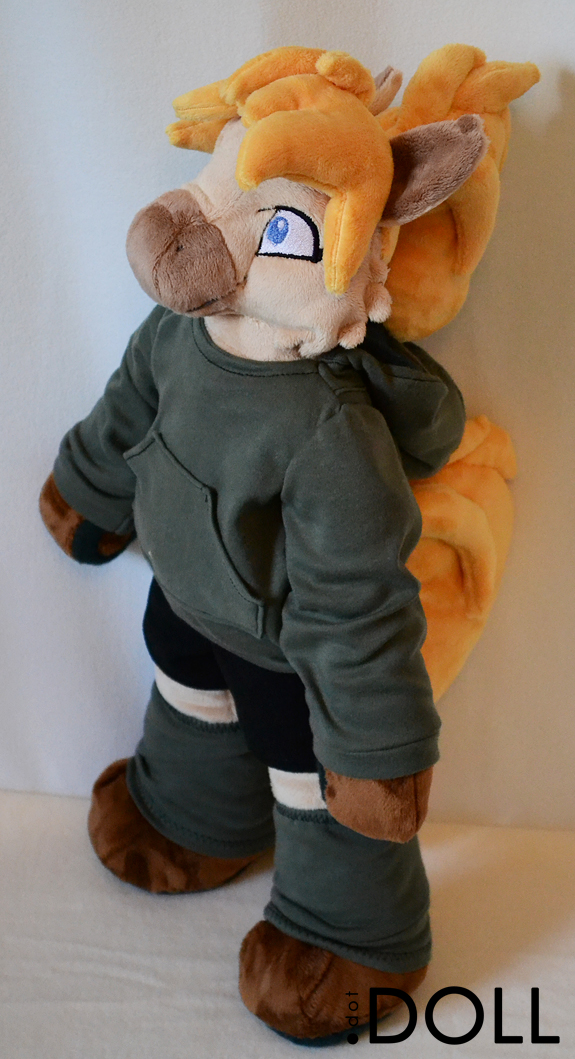20inch Prix plush by dot-DOLL