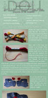.DOLL's Hand Embroidery Tutorial