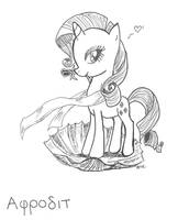 Aphrodite Rarity by CatScratchPaper