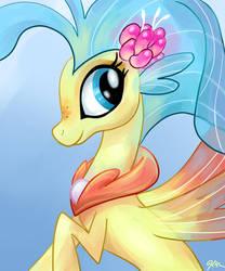 Princess Skystar by CatScratchPaper