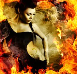 Fire Design by CoversByRobin