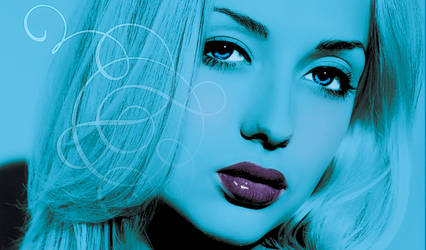 Blue Face by CoversByRobin