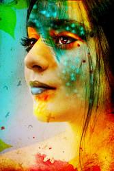 Bird Woman by CoversByRobin