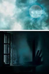 Conceptual Thriller Book Cover Design