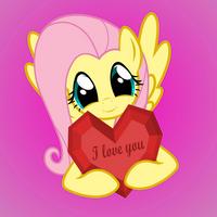 Fluttershy loves you