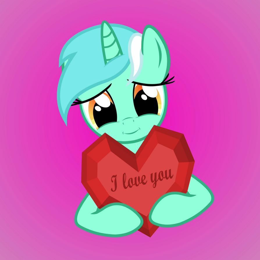 Lyra loves you