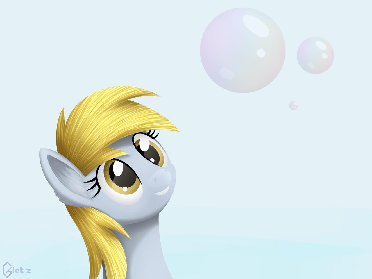 Happy Bubbles by GAlekz