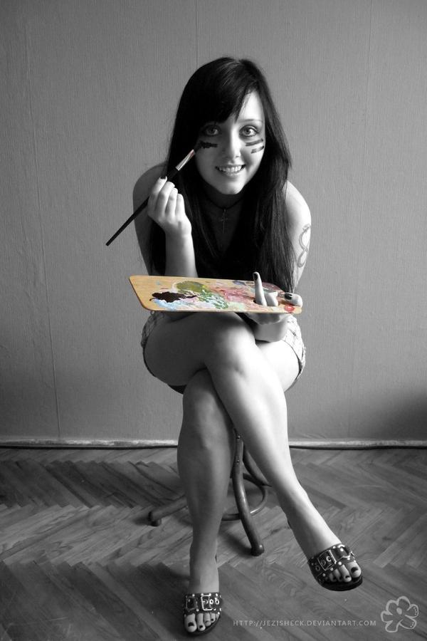Paintress by Jezisheck