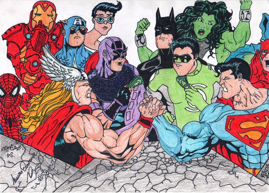 hercules vs superman - 900×644