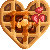 Free Waffle-Lovers icon by JubliantTroo