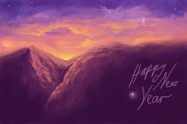 Happy New Year! by JubliantTroo