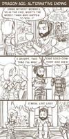 Dragon Age Alternative Ending