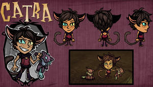 [c] Catra in Don't Starve Together