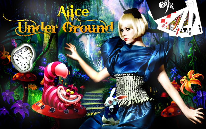 Alice Underground by Hanako-3