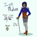 Ion Malice: Character Sheet