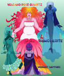 Midnight Sapphire's Troupe by Purple-Zebra-Product