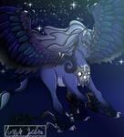 Queen Luna (AU Fanart)