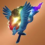Rainbow Dash Elemental Redesign [+Video]