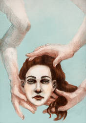 Caress my Soul by Sashura-Art