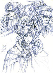 Warcraft - Young 3 NE by Blade-Fury