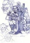 Warcraft - Blademaster